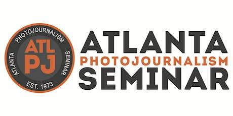 2019 Atlanta Photojournalism Seminar tickets