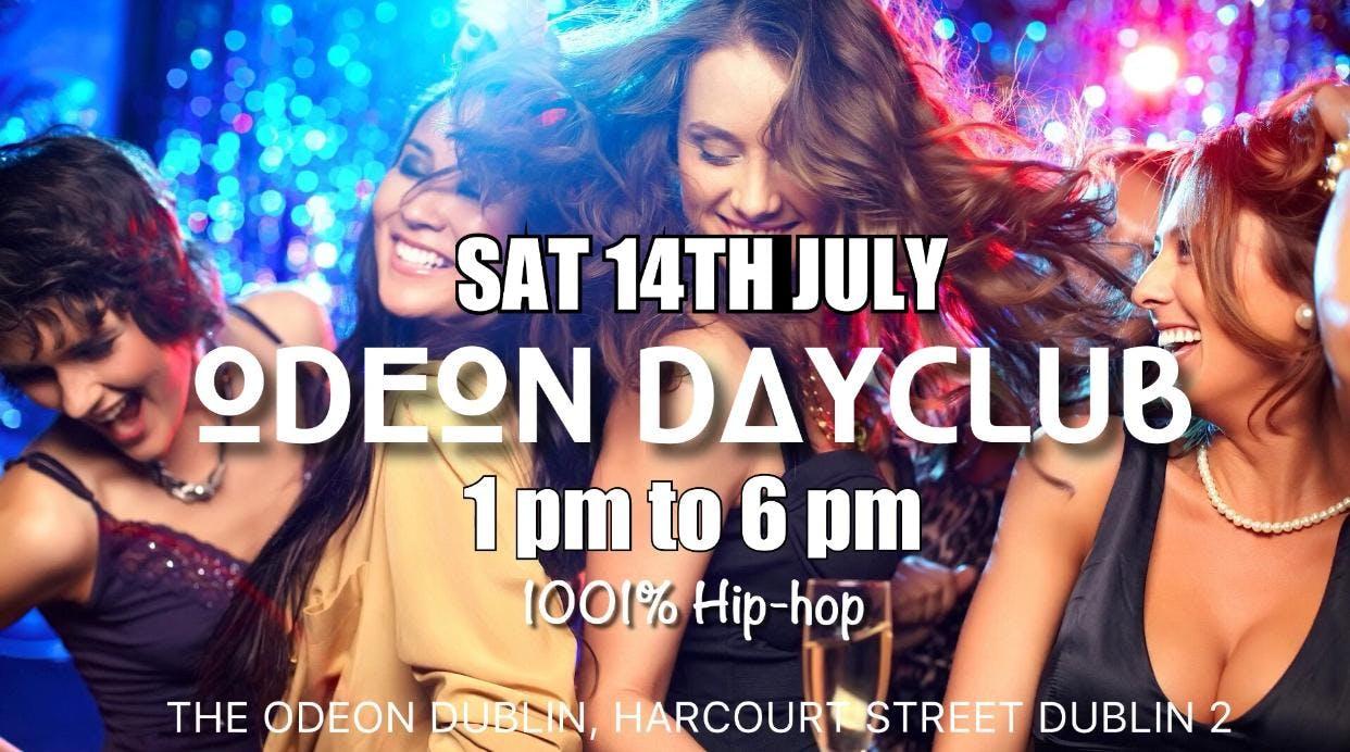 ODEON DAYCLUB/ LA TO DUBLIN