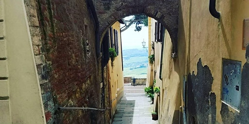 Sprezzatura! Boutique Tour of Tuscany June 7 - 14, 2020