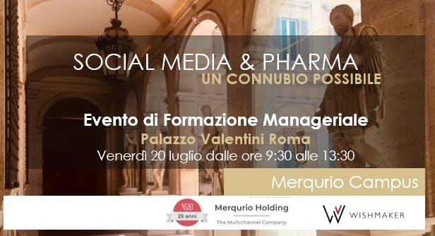 Social Media & Pharma: un connubio possibile