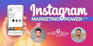 Instagram Marketing Power 2018