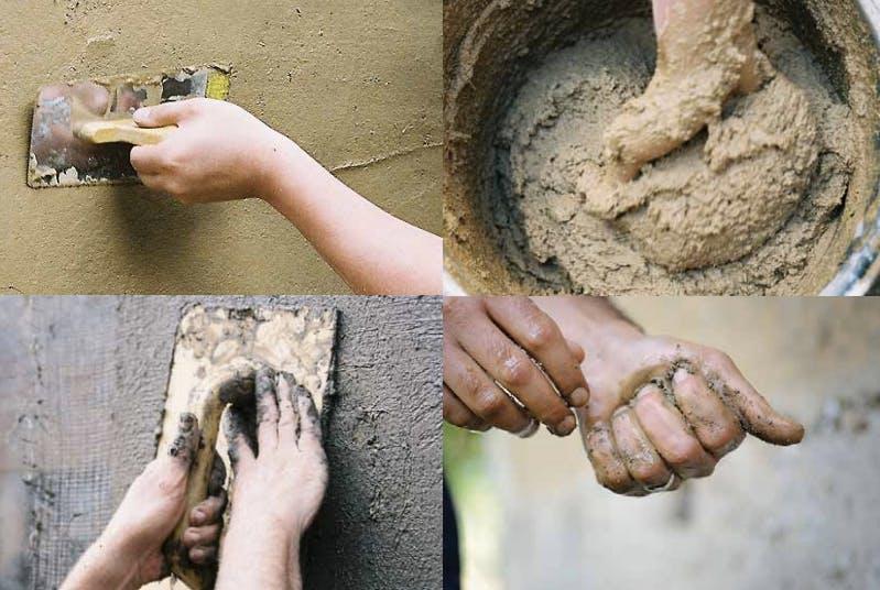 Ateliers de construction et création en terre crue
