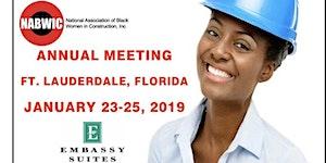 NABWIC 2019 Annual Meeting - Fort Lauderdale Florida