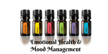 Emotional Health & Mood Management Using Esse