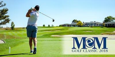 MEM's Golf Classic—test