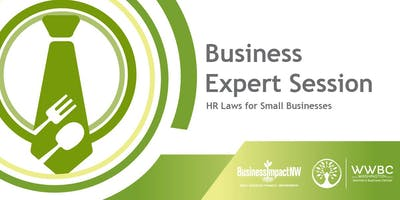 Business Expert Session: HR and EO 101 for Small Businesses