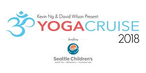 YOGACRUISE 2018 benefiting Seattle Children's