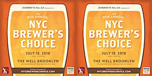 8th Annual NYC Brewers Choice