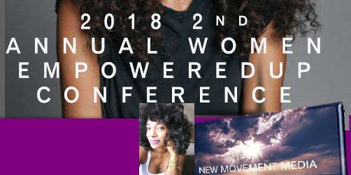 2018 Annual Women EmpoweredUp Conference
