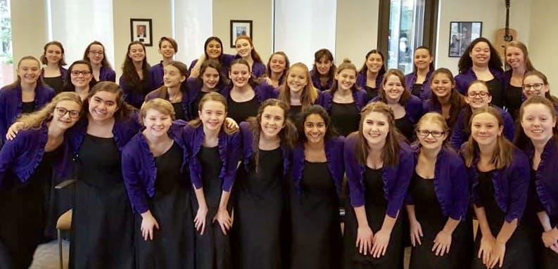 Phoenix Girls Choir & The Celtic Concert Group- Free Entrance