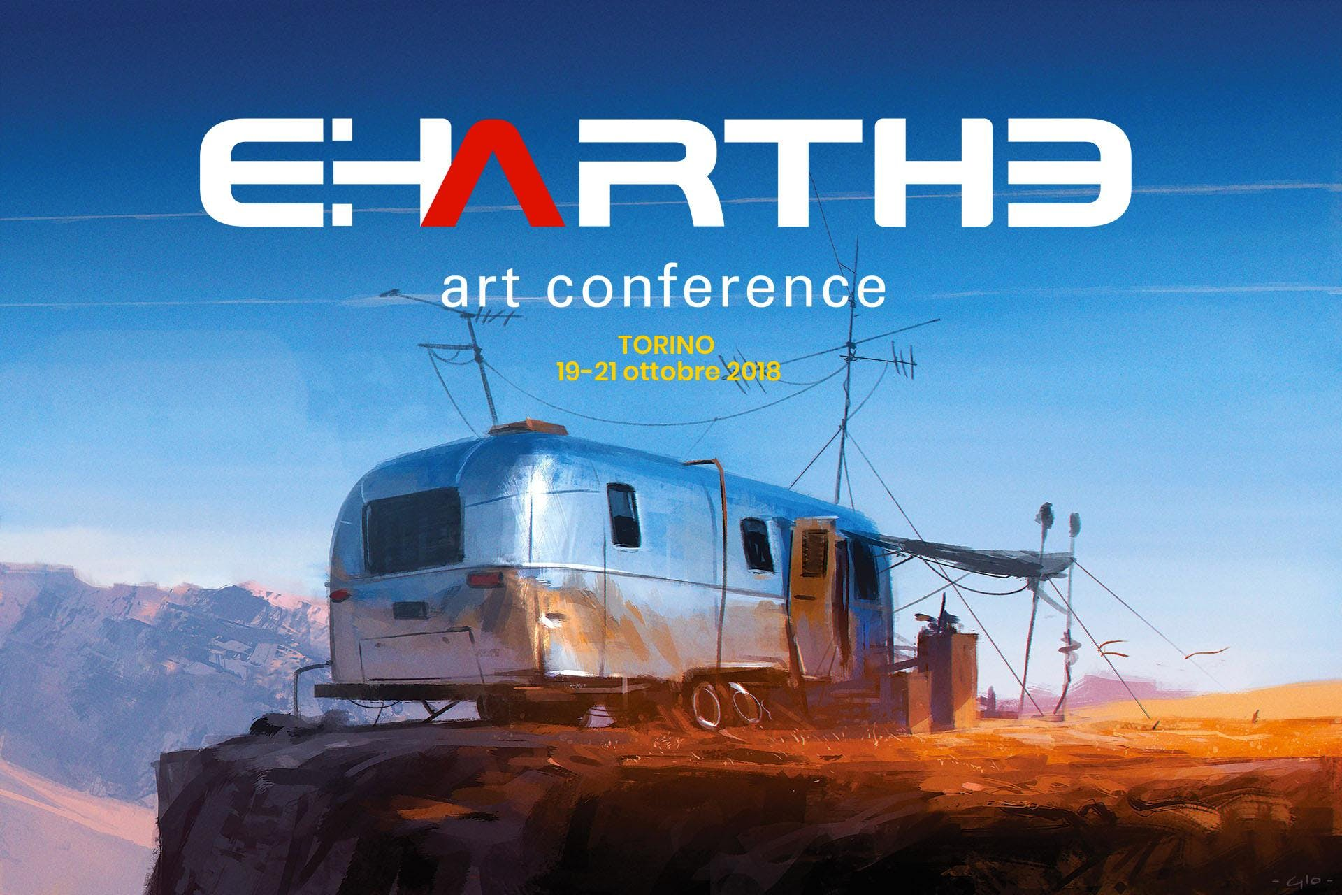 EHARTHE: Art Conference