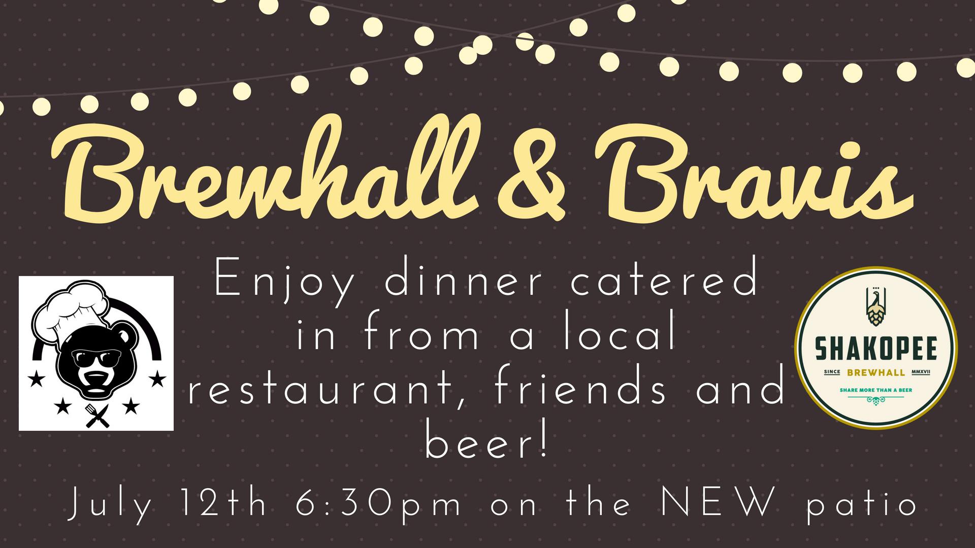 Brewhall & Bravis