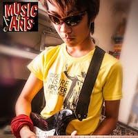 Music & Arts Rock Camp Show