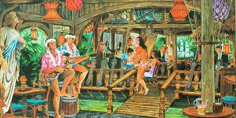 Lost Cargo: Tiki Social Club tickets