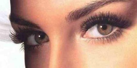 Classic Eyelash Extensions Class New Jersey tickets