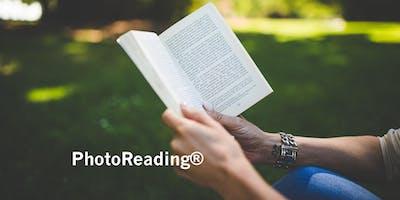 Serata gratuita sul PhotoReading®: perchè e come leggere nella metà del tempo