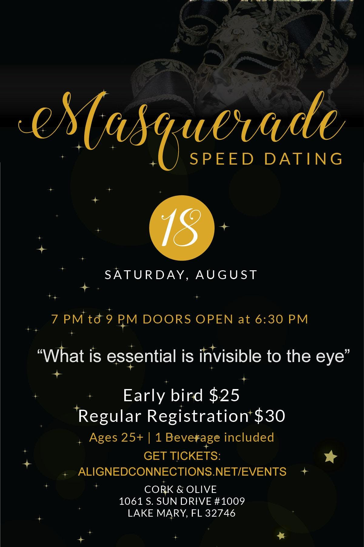 Under 18 speed dating