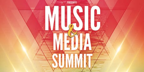 Music & Media Summit Barbados tickets