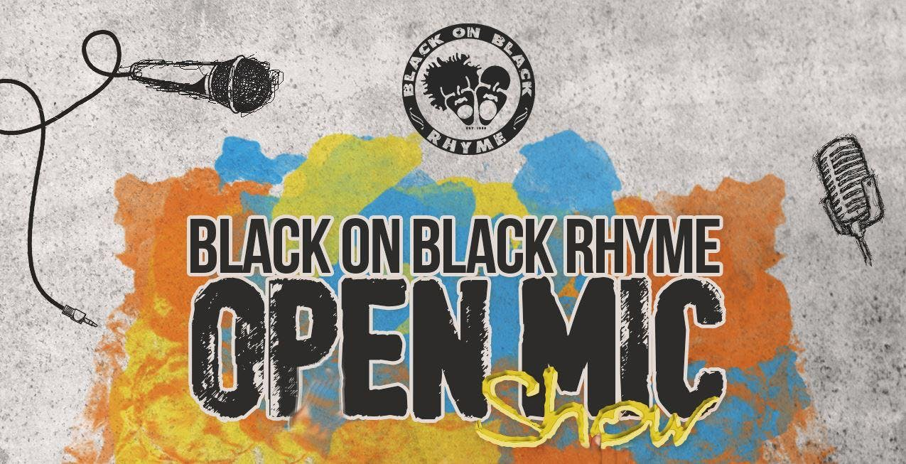 Black on Black Rhyme Tampa Feat: Sandra Jacks