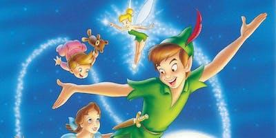 Desconto: Peter Pan e Sininho na Terra do Nunca