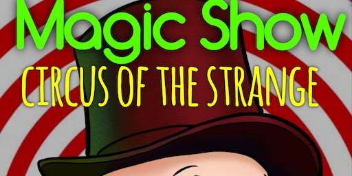 Magic Show: Circus of the Strange