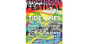 Stowed Out Festival 10th & 11th Aug 2018