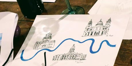 Make Your Own Illustrated Maps of London - for Beginners! tickets