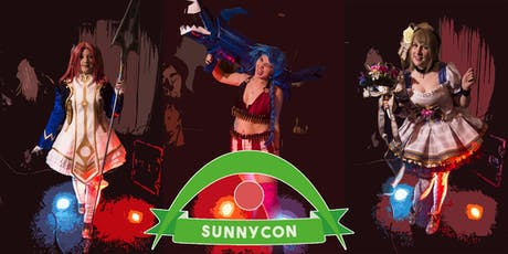 SunnyCon Anime Expo 2019 - Newcastle tickets