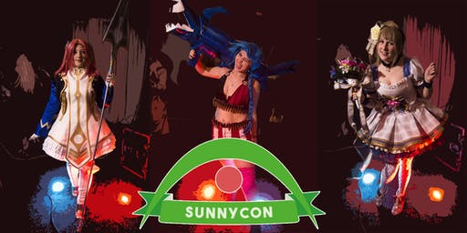SunnyCon Anime Expo 2019 - Newcastle