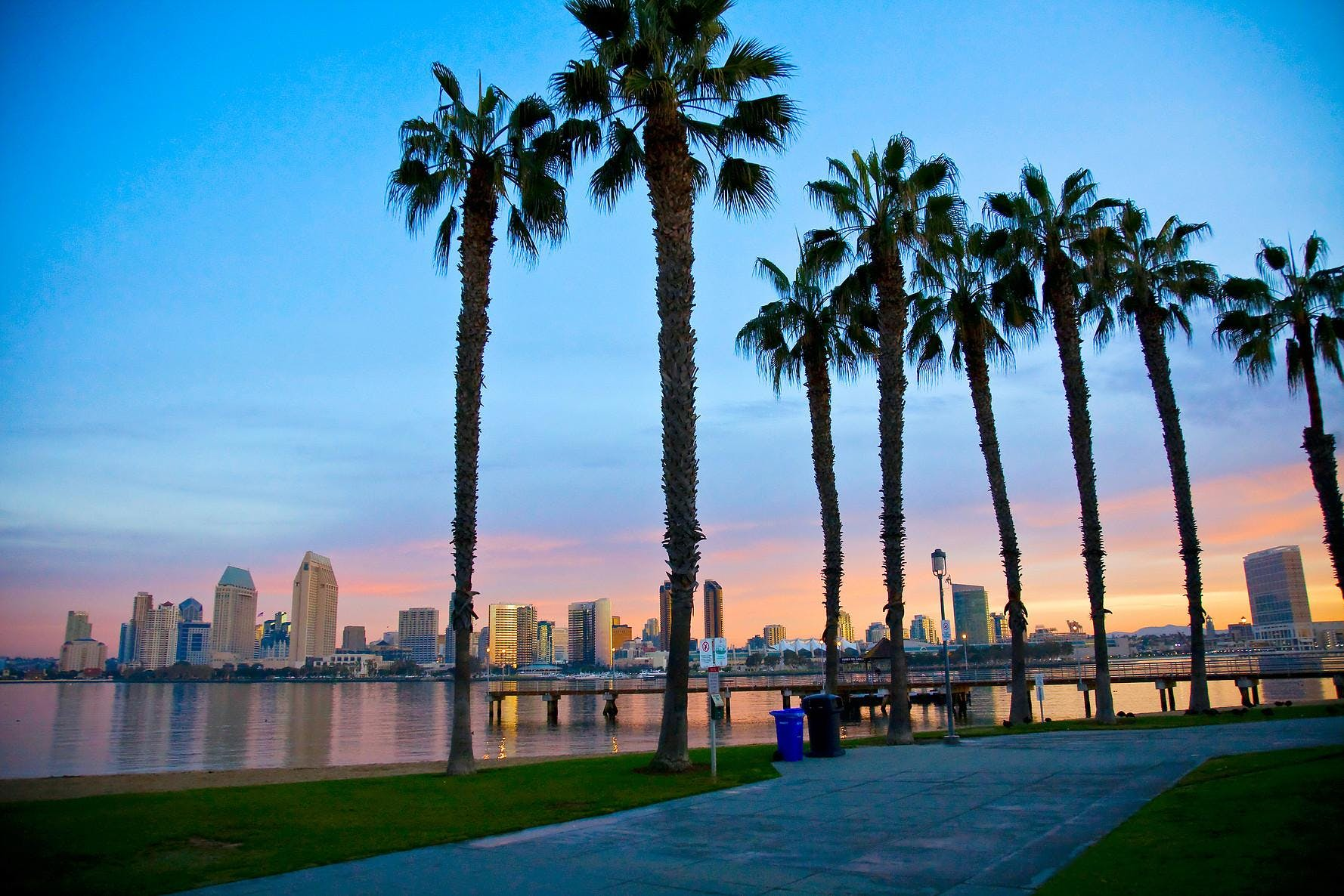 All Day San Diego City Tour + Free Shopping Tour included