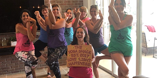 Donation Yoga Shack