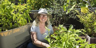 Donna's Edible Garden Tour and Mini Workshop