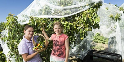 Adeline's Edible Garden Tour and Mini Workshop