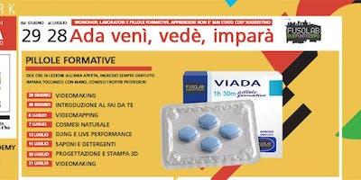 ADA VENI' VEDE' IMPARA' - Workshop, laboratori e pillole di conoscenza