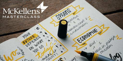 McKellens Masterclass - Creativity For Business Breakthroughs