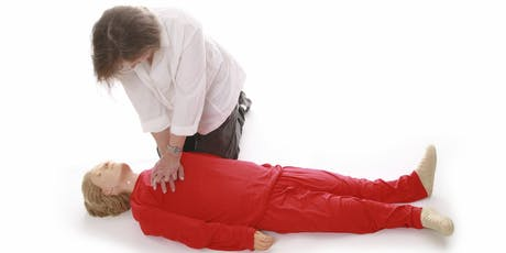 Emergency First Aid at Work (EFAW) - one day first aid course tickets
