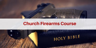 Tactical Application of the Pistol for Church Protectors (2 Days) - Lewisburg, TN