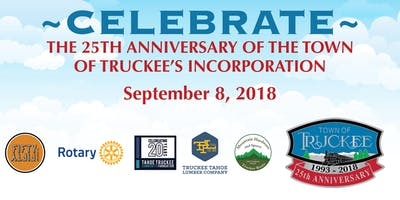 25th Anniversary of the Town of Truckee Celebration