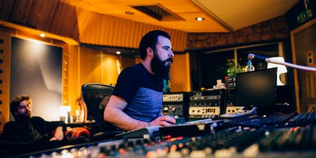 Production, Recording & Mixing Masterclass with Al Groves + Mastering with Loic Gaillard tickets