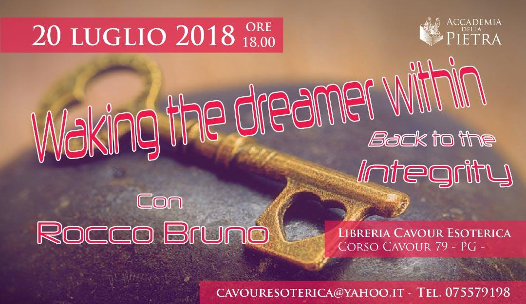 ROCCO BRUNO – Venerdì 20 Luglio: presentazion