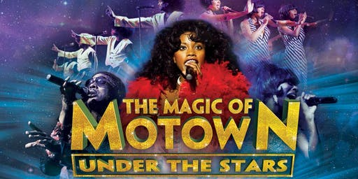 The Magic of Motown - Under the Stars at Lincoln Castle 2019