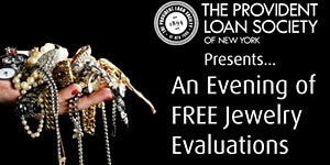 An Evening of FREE Verbal Jewelry Appraisals