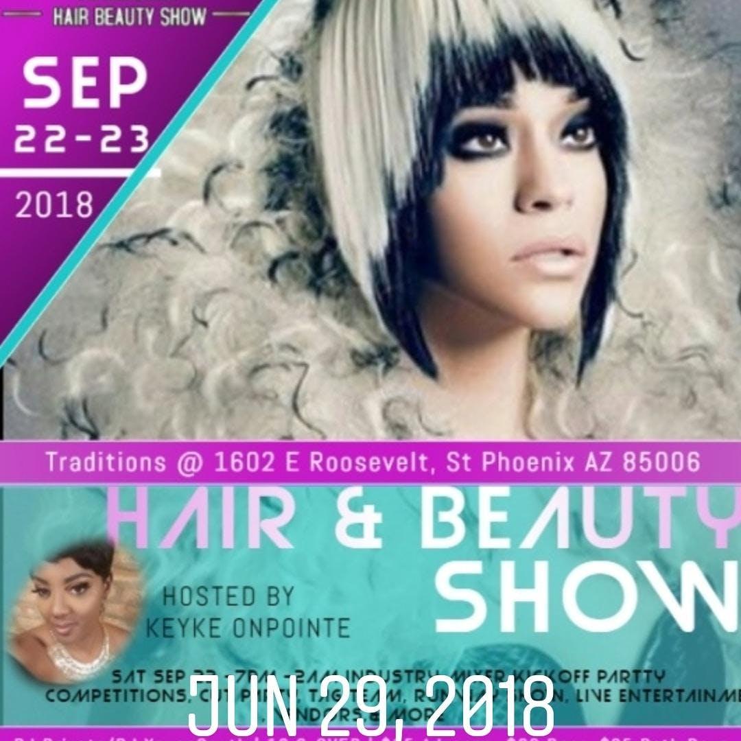 Arizona Hair & Beauty Show