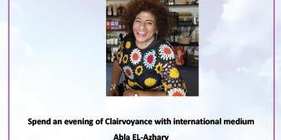 An evening of Clairvoyance with ABLA