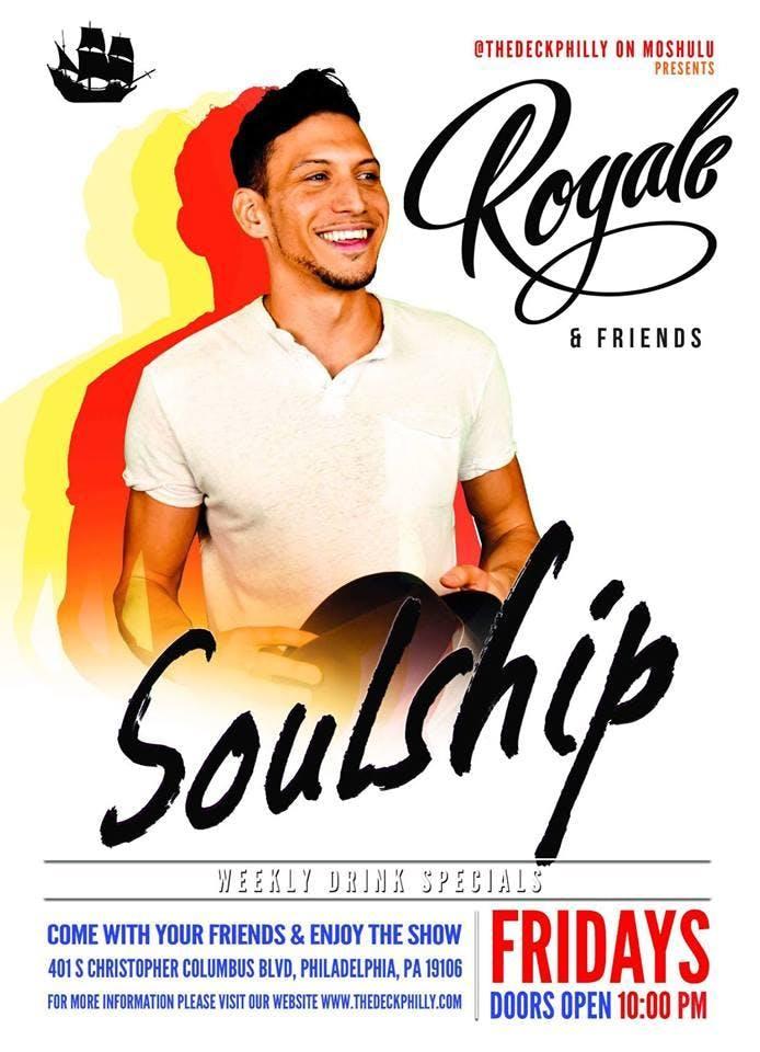 Soul Ship With DJ Royale