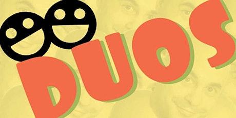 Duo Comedy Showcase tickets