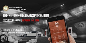 The Future of Transportation | Executive Program