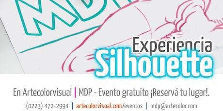 Experiencia Silhouette - Artecolorvisual | MDP entradas