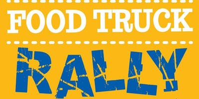 Rotary Food Truck Rally - Food Trucks, Beer Tent, Music, and Inflatables!