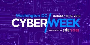 2018 DC CyberWeek Opening Party